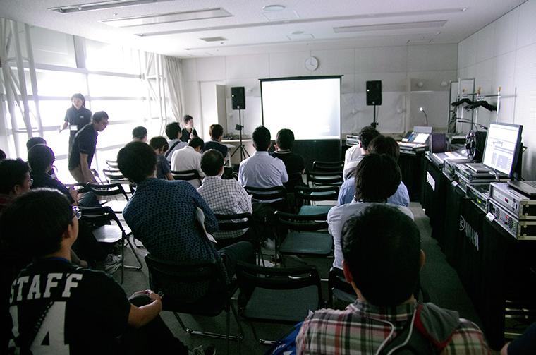 ネットワークスイッチセミナー for Dante