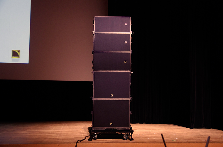 ・L-Acoustics ・ARCS FOCUS/SB18m/LA8JP ・ベステックオーディオ(株)