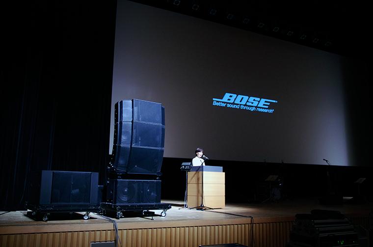 ・BOSE ・RoomMatch System ・ボーズ(株)