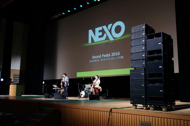 ・NEXO ・STM M28/STM B112/STM S118 ・(株)ヤマハミュージックジャパン