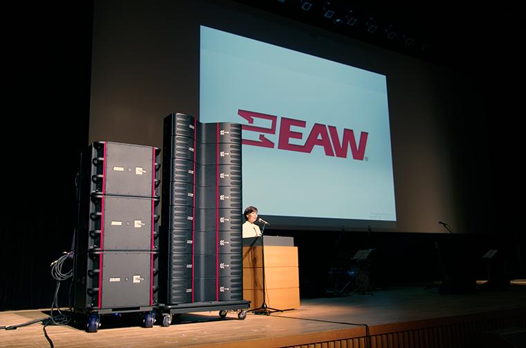 ・EAW ・Anna/Otto ・音響特機(株)