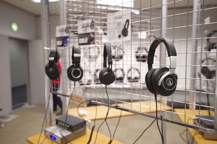 audio-technica (株)オーディオテクニカ